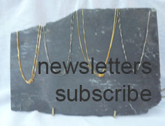 subscribe to the Flux Studios newsletter for information about jewellery courses and jewellery exhibitions and events.